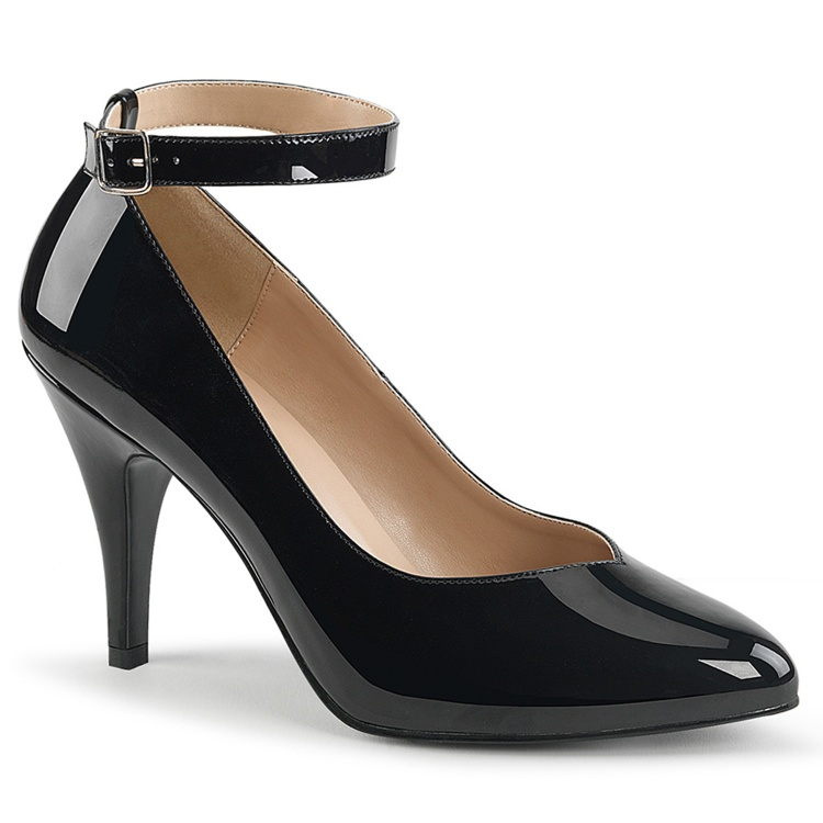 Black Patent Pumps Dream-431W