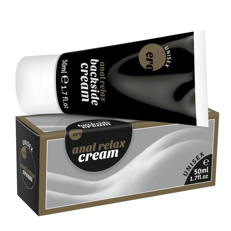 Ero Anal Backside Relax Cream 50ml
