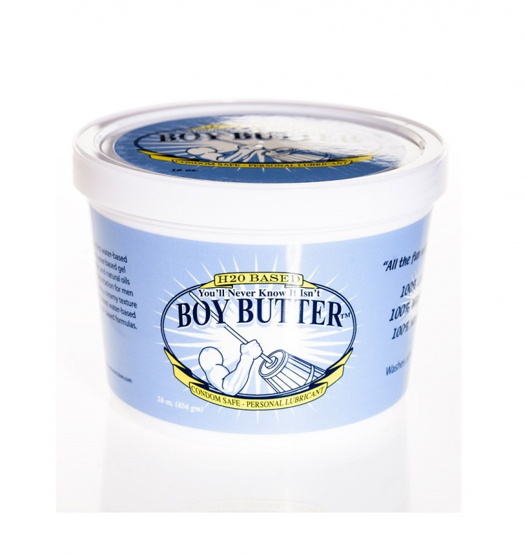 Boy Butter H2O Tub